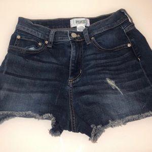 PINK Victoria's Secret Denim Shorts